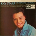 Kay Starr ケイ・スター / The Fabulous Favorites!