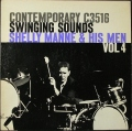 Shelly Manne シェリー・マン/ Swinging Sounds Vol. 4