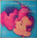 Dinah Washington ダイナ・ワシントン / Music For A First Love