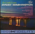 Dinah Washington ダイナ・ワシントン / For Lonely Lovers