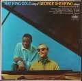 George Shearing & Nat King Cole ジョージ・シアリング&ナット・キング・コール   / Nat King Cole Sings George Shearing Plays
