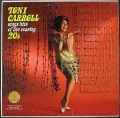 Toni Carroll トニ・キャロル / Sings Hits Of The Roaring 20's