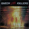 Queen クイーン / Live Killers(UK盤)