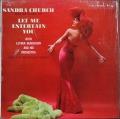Sandra Church サンドラ・チャーチ / Let Me Entertain You