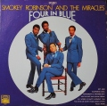 Smokey Robinson And The Miracles スモーキー・ロビンソン & ミラクルズ / Four In Blue