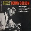 Benny Golson ベニー・ゴルソン / Gettin' With It
