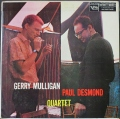 Gerry Mulligan, Paul Desmond ジェリー・マリガン、ポール・デスモンド / The Gerry Mulligan - Paul Desmond Quartet