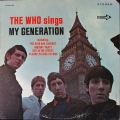 Who ザ・フー / The Who Sings My Generation US盤