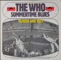 "Who ザ・フー / Summertime Blues/Heaven And Hell 7"" MONO"
