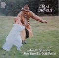 Rod Stewart ロッド・スチュアート / An Old Raincoat Won't Ever Let You Down