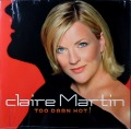 Claire Martin クレア・マーティン / Too Darn Hot!