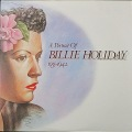 Billie Holiday ビリー・ホリデイ / A Portrait Of Billie Holiday 1935~1942