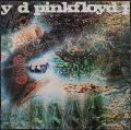 Pink Floyd ピンク・フロイド / A Saucerful Of Secrets UK盤
