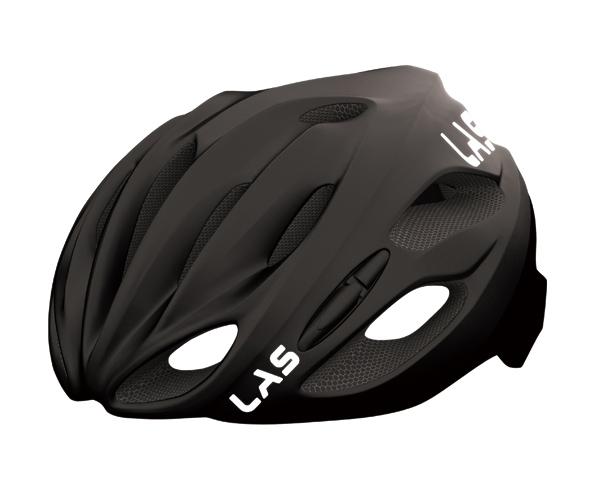LAS KOBALTO(ラス コバルト) ヘルメット ブラック
