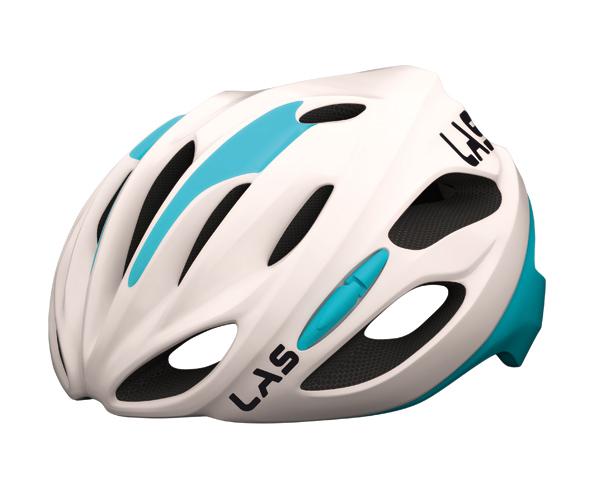 LAS KOBALTO(ラス コバルト) ヘルメット ホワイトブルー