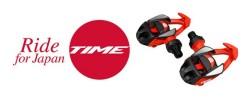 TIEM iClick2 RACER RideForJapan(タイム アイクリック2 レーサー ライドフォージャパン) ペダル