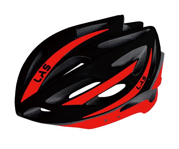LAS VICTORY(ラス ビクトリー) ヘルメット ブラックブルー