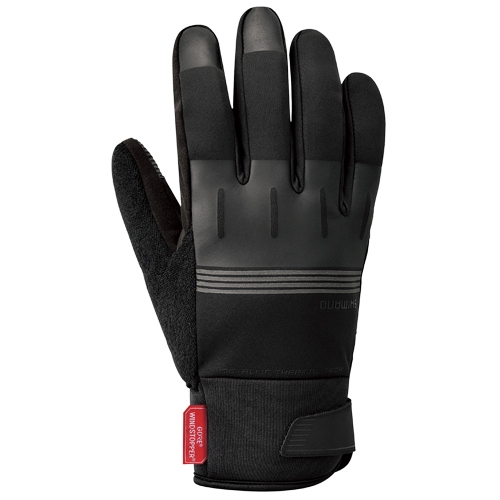 SHIMANO WINDSTOPPER THERMAL REFRECTIVE GROVE (シマノ ウインドストッパー サーマル リフレクティブ グローブ) 2018-19