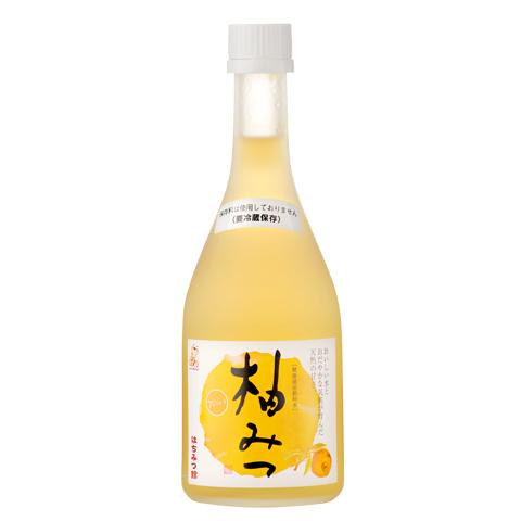 柚みつ(500ml 1本)