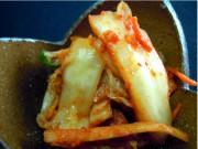 【東京】 白菜キムチ