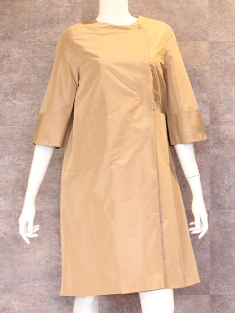 Style No gal-127 タフタスプリングコート