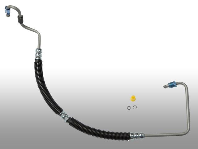 ステアリング・パワステホース高圧プレッシャー側/ACデルコ製 アストロ・サファリ