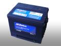メンテナンスフリーバッテリー75-6mf/ACデルコ製
