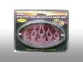 ヒッチカバー・LED/フレアパターン/汎用・(メンバー角2インチ) 汎用・CK・エスカレード・サバーバン・タホ・ナビゲーター
