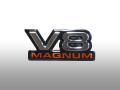 エンブレム・サイドネームプレート/V8・MUGNUM/純正 ダコタ・デュランゴ・ラムバン・ラムピックアップ