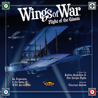 『Wings of War:Flight of the Giants』【English Edition】