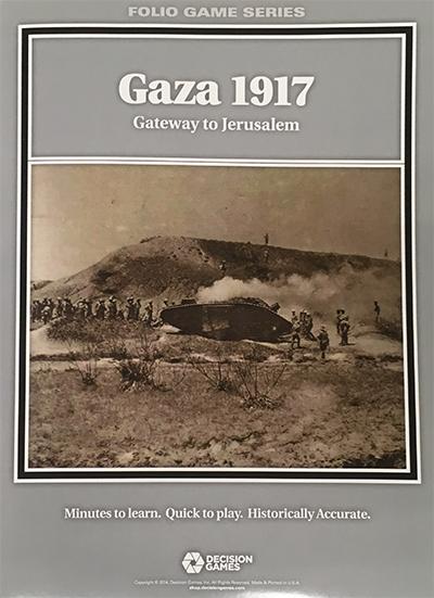 『GAZA 1917: Gateway to Jerusalem, 17-19 April 1917(ガザ1917: エルサレムへの門、1917年4月17-19日』【ルール日本語訳付】