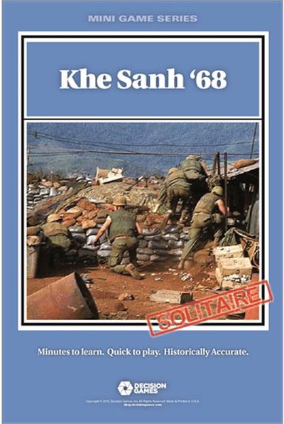 『KHE SAHN '68』【日本語ルール・カード訳付】