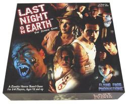 LNoE 基本セット『LAST NIGHT on EARTH』【ルール・カード和訳付き】