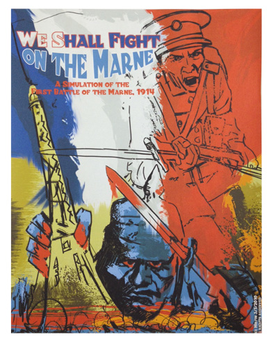 『WE SHALL FIGHT ON THE MARNE』【日本語ルール付】