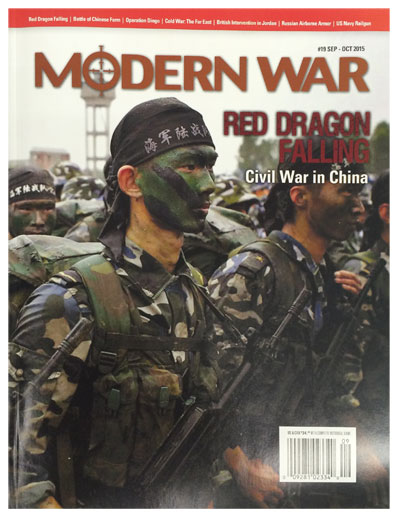 『MODERN WAR #19』【ゲームルールのみ日本語訳付】