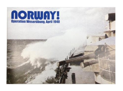 『NORWAY!』【同人ボードゲーム】
