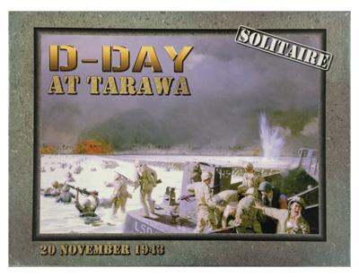 『D-DAY AT TARAWA』【日本語訳付き】