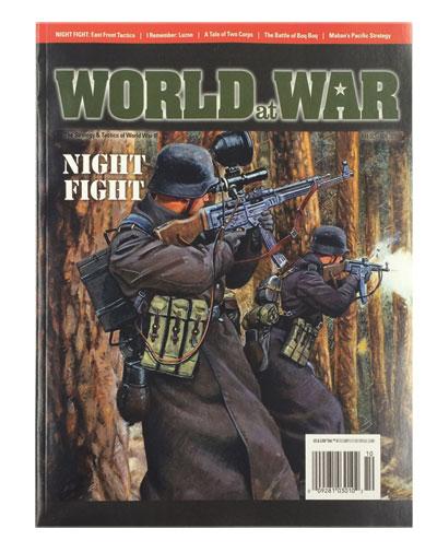 『World at War#44』【ゲームルールのみ日本語訳付】