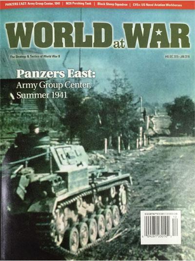 『World at War#45』【ゲームルールのみ日本語訳付】
