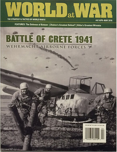 『World at War#47』【ゲームルールのみ日本語訳付】