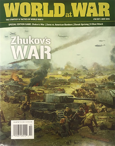 『World at War#50』【ゲームルールのみ日本語訳付】