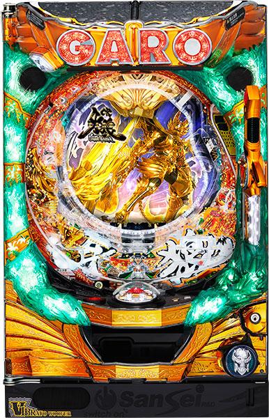 CR牙狼魔戒ノ花~BEAST OF GOLD Ver.~