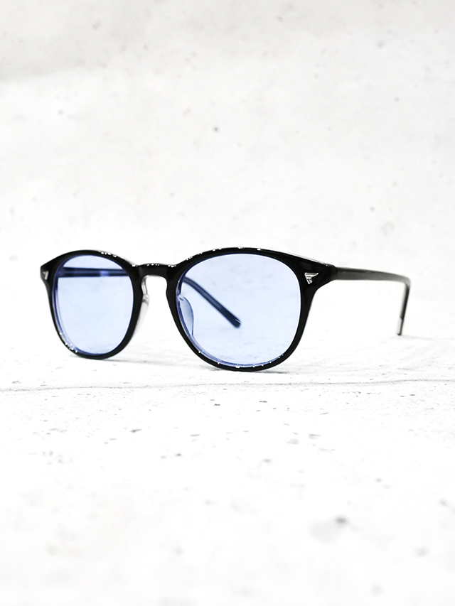 Boston Frame Toy Sunglasses-BLUE-