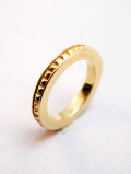 Studs Spacer Ring-GOLD-