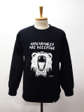 Roar of the Lion Sweat Trainer-BLACK-