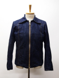 "Single Denim Jacket""WIZARD""-INDIGO-"