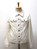 Authentic Corduloy Jacket-WHITE-