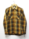 Heavy Twill Check Shirts-MASTRAD-