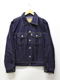 3rd Denim Jacket-INDIGO-