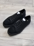 "Low Cut Sneaker Boots""TOXIC""-ALL BLACK-"